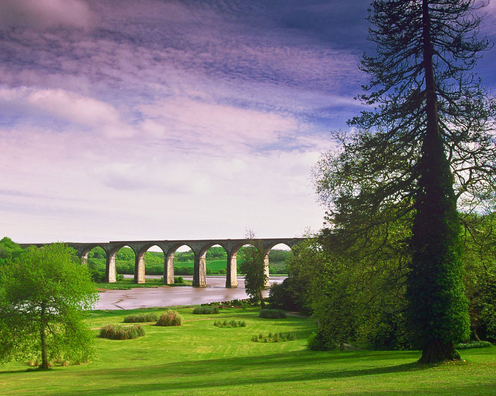 port eliot 2 Grounds Viaduct George Wright