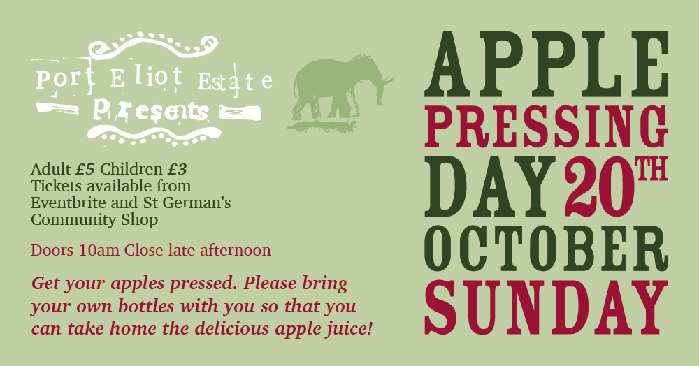 Apple Pressing Day event