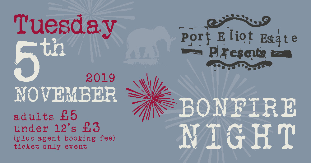 Fireworks and Bonfire Night event