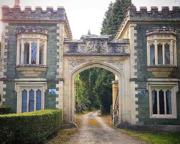 Gatehouse to Port Eliot, St. Germans